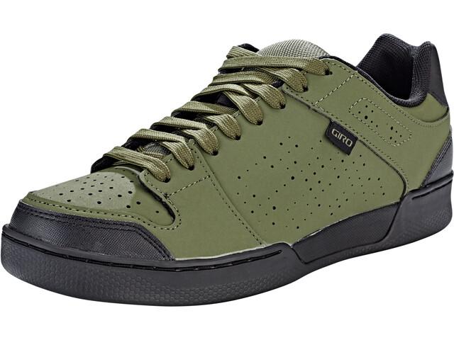 Giro Jacket II Schoenen Heren, olive/black